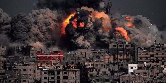 Basta armi italiane ad Israele