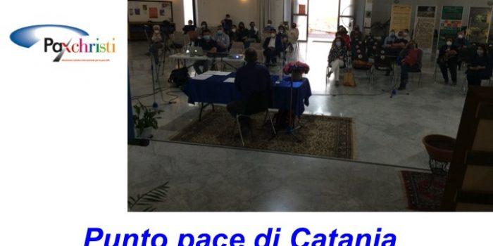 Attività del Punto pace di Catania, maggio 2021