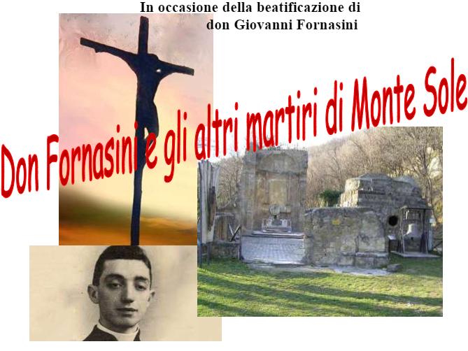 6 settembre, Punto Pace di Bologna – beatificazione di don Giovanni Fornasini