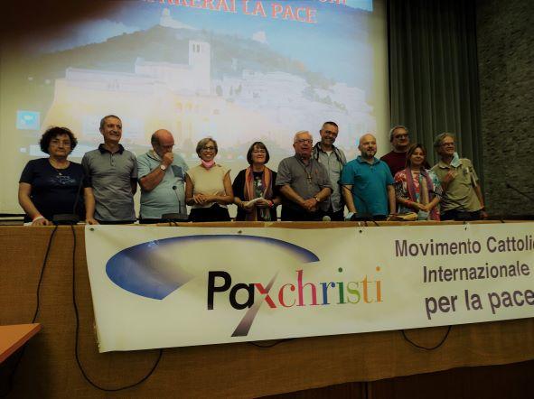 CONCLUSO IL CONGRESSO NAZIONALE DI PAX CHRISTI  COMUNICATO FINALE  ASSISI, 4/5 SETTEMBRE 2021