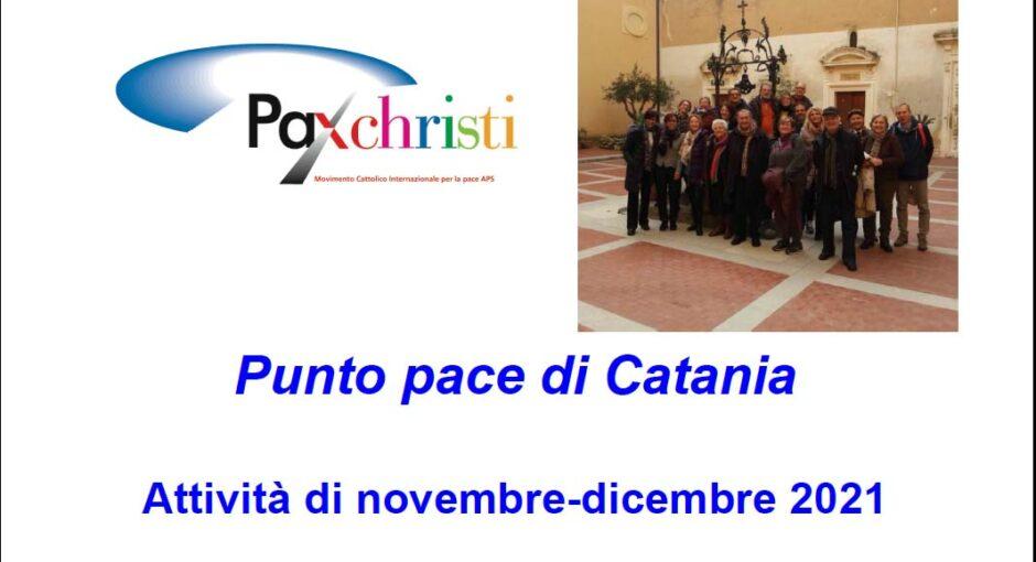 """Progetto di """"Educazione alla pace nelle scuole"""" a Catania"""