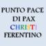 Punto Pace di Pax Christi di Ferentino – Campagna firme difesa civile