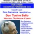 Don Salvatore Leopizzi testimone di don Tonino Bello a Catania
