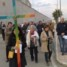 VIA CRUCIS AL CIE di Bari, con i crocifissi e gli esclusi di oggi